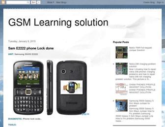 learnfixing.blogspot.com screenshot