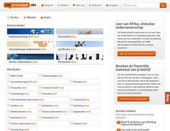 Thumbshot of Mkbservicedesk.nl