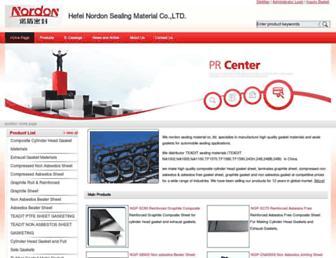 Thumbshot of Sealing-material.com