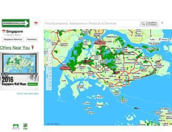 Thumbshot of Streetdirectory.com