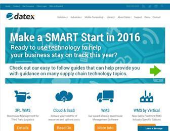 datexcorp.com screenshot