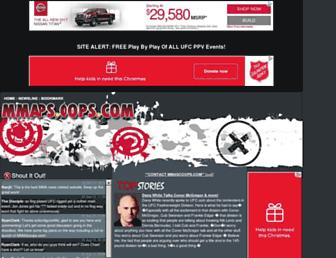 mmascoops.com screenshot