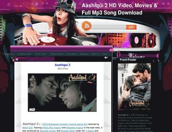 aashiqui2song.blogspot.com screenshot