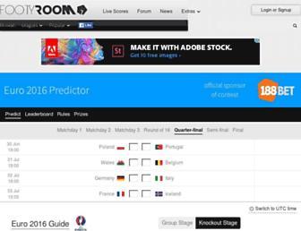 Thumbshot of Footyroom.com
