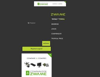 forum.zwame.pt screenshot