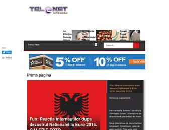 telenet-live.com screenshot