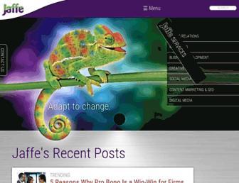 jaffepr.com screenshot