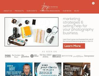 joyofmarketing.com screenshot