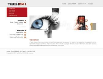 techish.com screenshot