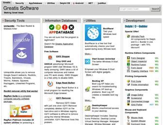 greatis.com screenshot