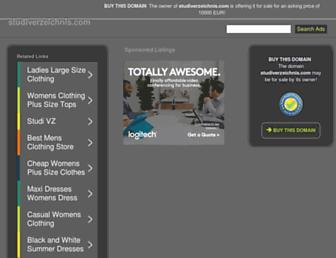 Thumbshot of Studiverzeichnis.com