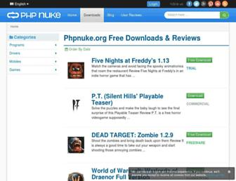 2a19-downloads.phpnuke.org screenshot