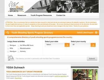 youthshootingsa.com screenshot