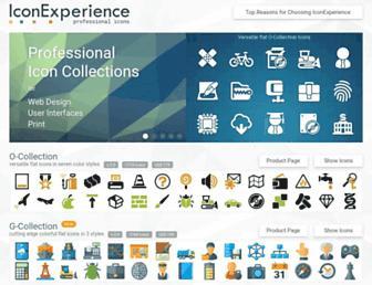 Thumbshot of Iconexperience.com