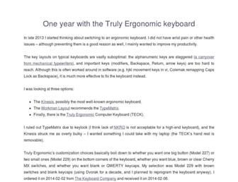 blog.thecybershadow.net screenshot