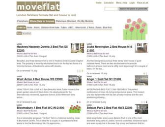 Thumbshot of Moveflat.com