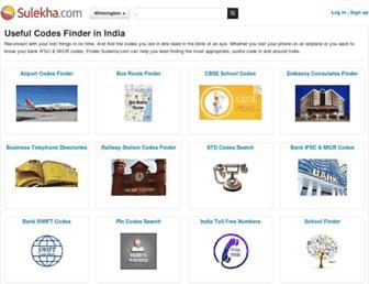 finders.sulekha.com screenshot