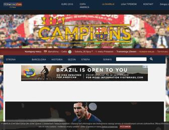 Thumbshot of Fcbarca.com