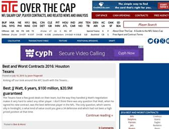 Thumbshot of Overthecap.com