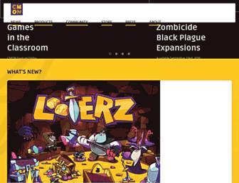 cmon.com screenshot