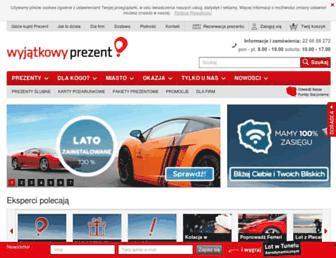 Thumbshot of Wyjatkowyprezent.pl