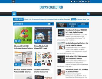 copascollection.blogspot.com screenshot
