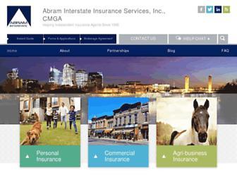 abraminterstate.com screenshot