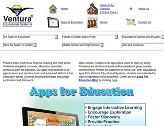venturaes.com screenshot
