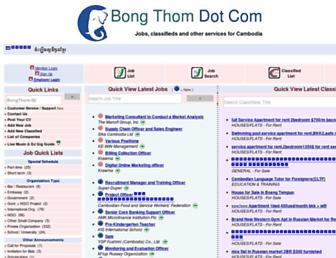 Thumbshot of Bongthom.com