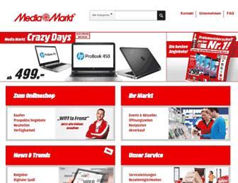 Thumbshot of Mediamarkt.at