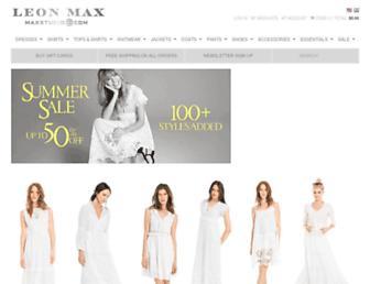 Thumbshot of Maxstudio.com