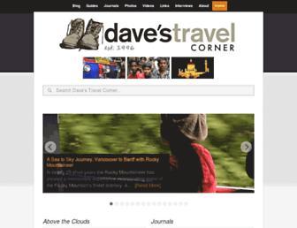 Thumbshot of Davestravelcorner.com