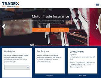 tradex.com screenshot
