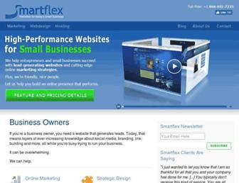 smartflexsolutions.com screenshot