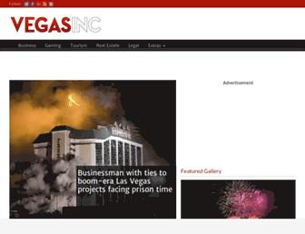 Thumbshot of Vegasinc.com