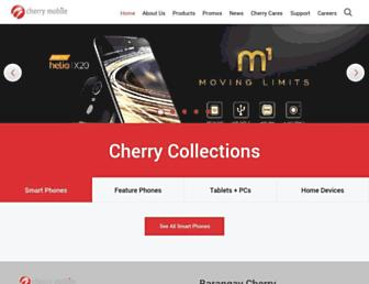 cherrymobile.com.ph screenshot