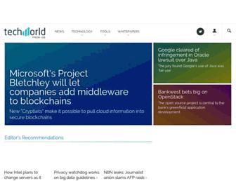 techworld.com.au screenshot