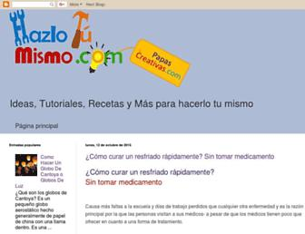 papascreativas.blogspot.com screenshot