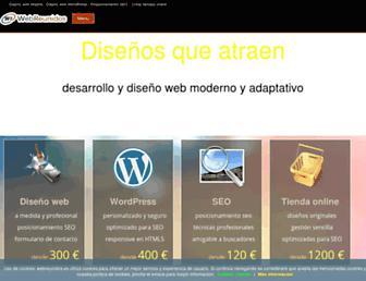 webreunidos.es screenshot