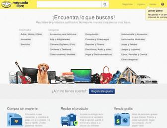 mercadolibre.com.gt screenshot
