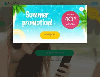 Thumbshot of Manycam.com