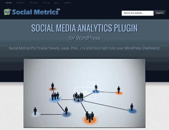 Thumbshot of Socialmetricspro.com