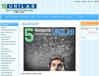 shop.unilab.eu screenshot