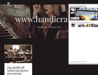 Thumbshot of Handicraft.cz
