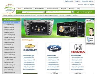 Thumbshot of Car-gpsdvd.com