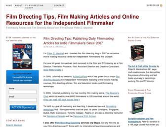 filmdirectingtips.com screenshot