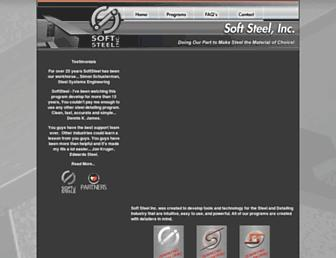 softsteelinc.com screenshot