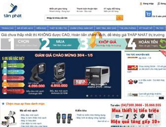 tanphat.com.vn screenshot
