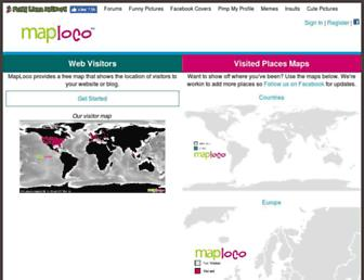 Thumbshot of Maploco.com