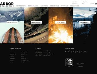 arborcollective.com screenshot